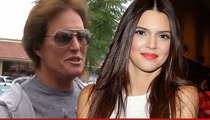 Bruce Jenner -- I'm Proud of Kendall Jenner's Boobs