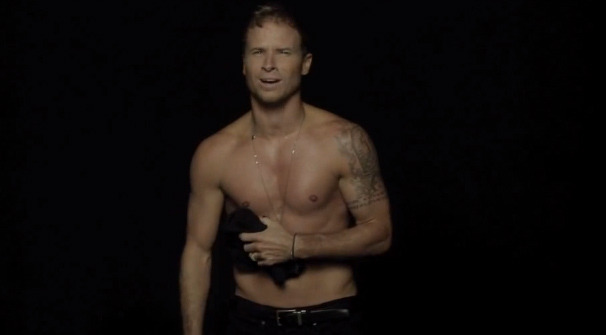 Backstreet Boys Go Shirtless In New Music Video