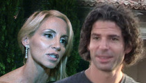 Camille Grammer -- My Ex-Boyfriend Can Run ... But He Can't Hide