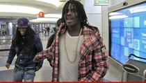 Chief Keef -- FINALLY Ponies Up the Dough ... Still Owes Baby Mama Big