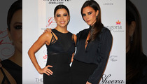 Eva Longoria vs. Victoria Beckham -- Who'd You Rather?