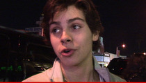 Jake T.  Austin --  Stitches ... But No Snitches