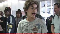 Jake T. Austin -- Ex-Disney Star Arrested Last Month for DUI in SAME CAR