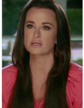 "Kyle Richards Slams Cheating Rumors on ""Rea"