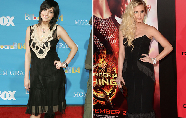 Ashlee Simpson's Style Transformation: From Drab to Fab!