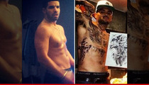 Drake vs. Chris Brown: Who'd You Rather?