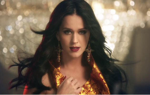 "Katy Perry Looks Gorgeous in Video for ""Unconditionally""!"