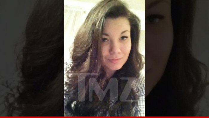 'Teen Mom' Star Amber Portwood -- Post Prison Makeover ... From Slammer To Glamour