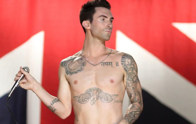 See Adam Levine's Hilarious Sexiest Man Alive Acceptance Speech
