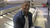 Eddie George -- I'm NOT AFRAID of Ray Lewis