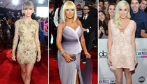 2012 American Music Awards -- Red Carpet Rewind!