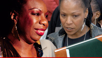 Nina Simone's Daughter -- Accused of Betraying Her Mom and Screwing African Schools