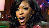 'Housewives' Star Porsha Stewart -- Accused of Robbing Fans And Pocketing Thousands