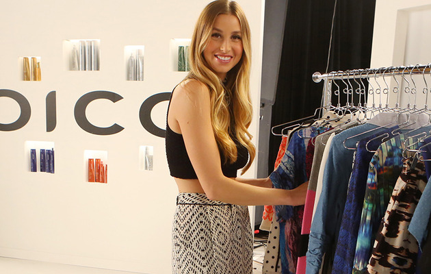 Whitney Port Dishes on Celebrity Style, Winter Fashion Trends
