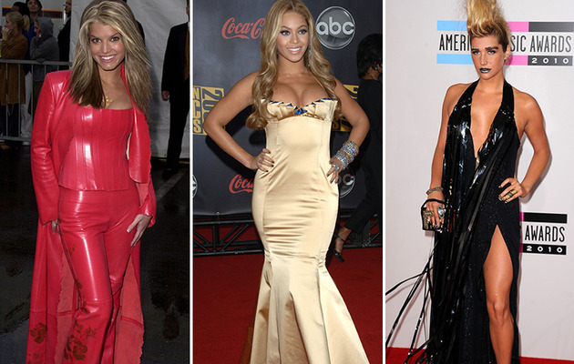 See the Worst Dressed Stars of American Music Awards' Past!