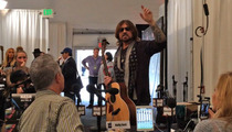 Billy Ray Cyrus -- Awkward Tribute to JFK ... Worst Moment of Silence Ever