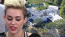 Miley Cyrus Burglary -- $100K Worth Of Expensive Stuff -- Stolen!