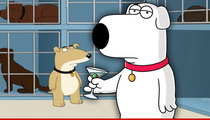 'Family Guy' Death -- Strong Evidence ... Brian's DEAD FOR GOOD