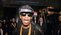 R. Kelly's DRUNKEN CONFESSION -- Lady Gaga DOMINATED Me at the AMAs