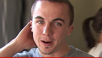 Frankie Muniz -- I Had Another Stroke
