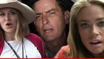 Brooke Mueller Calls Cops -- Claims Denise Richards is Abusing Charlie Sheen's 4 Kids