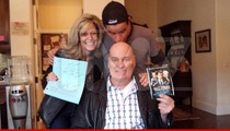 Charlie Sheen Grants Last Wish for Cancer Patient