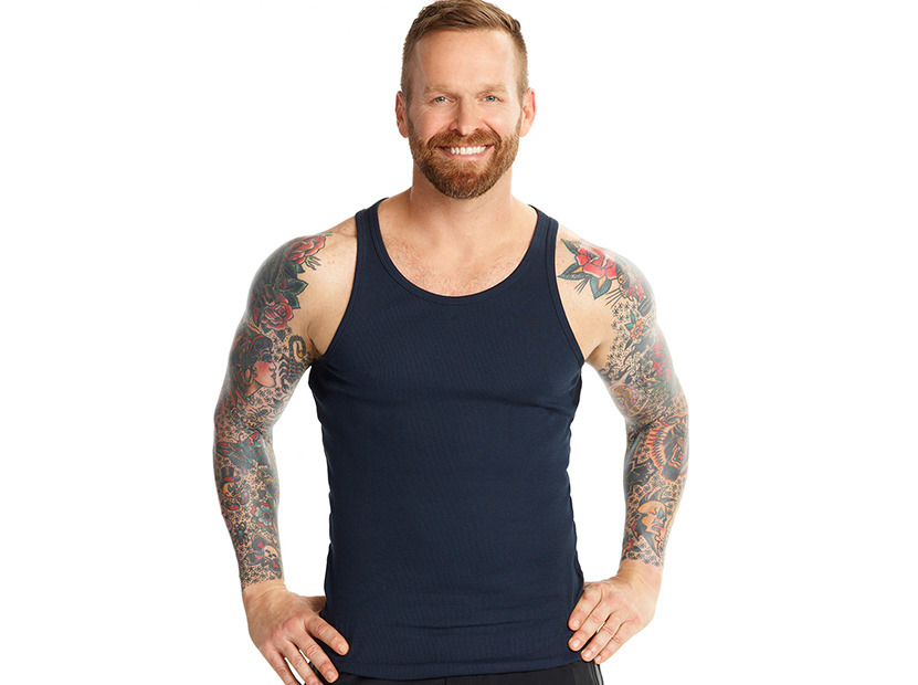 Trainer Bob Harper Gay 47