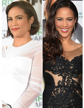 Paula Patton Debuts Sh