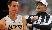 Steve Nash's Ex-Wife -- I Hired Ed Hochuli's Muscles to Kick Steve's Ass