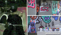 Justin Bieber -- Suffers Art Attack in Australia