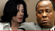 Michael Jackson Estate Rips Conrad Murray Over Penis-Holding Claims -- You're a Shameful Coward