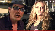 Charlie Sheen to Brooke Mueller -- Pack Your Bags Now ... AND GET OUT