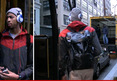 Anthony Davis -- BALLER BACKPACK ... NBA Star Rocks $1,500 Gucci Around NYC