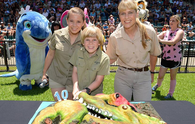 Bob Irwin Turns 10 -- See How Big He Is Now!