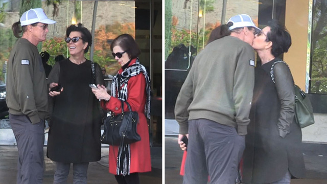Source: Kris Jenner -- Getting Some Tail Over Thanksgiving Weekend Tmzcom