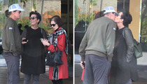 Bruce & Kris Jenner -- Getting Some Tail Over Thanksgiving Weekend