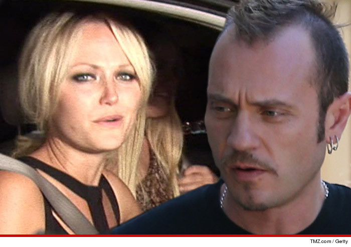 Malin Akerman -- So Long Trophy Wife ... Husband Files for Divorce