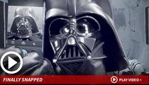 Darth Vader -- Teenage Girl Tendencies