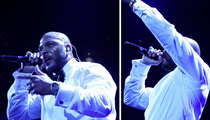Flo Rida -- Tribute to Paul Walker at Dallas Concert [Video]