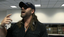Wrestling Star James Storm -- I Popped Out a Dude's Eyeball Once