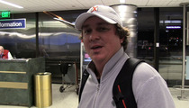 PGA Champ Jason Dufner -- Tiger Woods Won't Let Me Watch Auburn Game!!!