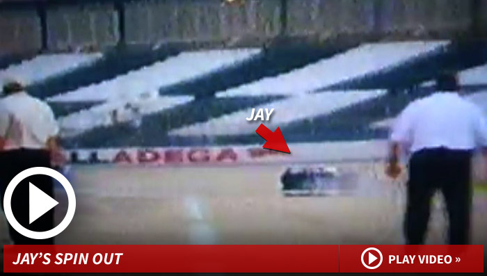 Paul Walker Crash  -- Leno Spun Out In Similar Porsche ... At 182 MPH!