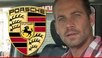 Paul Walker Death -- Porsche's Been Sued Before Over Deadly Carrera GT