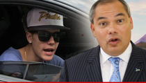 Justin Bieber -- Aussie Hotel to Mayor: Screw You, We're Keeping Bieb's Art