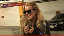 Lindsay Lohan -- I'm Not Dating Liam Neeson's Son ... I'm Not Banging Anyone