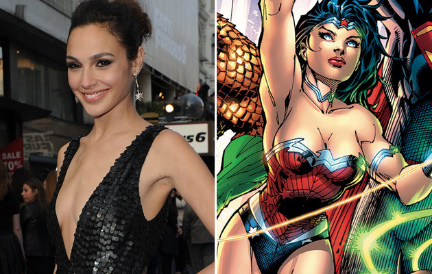 Boob Backlash Over Gal Gadot Playing Wonder Woman
