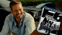 'Fast & Furious 6' Commercials -- We're Donating Profits to Paul Walker's Charity