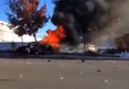 Paul Walker Death -- Image in Burning Porsche Video i