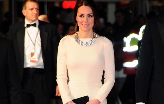 "Kate Middleton Stuns At ""Mandela: Long Walk to Freedom"" Premiere!"