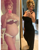 Kim Zolciak Back to Size 4 Just Nine Days After Giving Birth to Twins